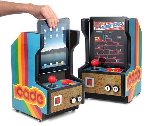 El Ipad Como Maquina Para Juegos Arcade Freak Tm
